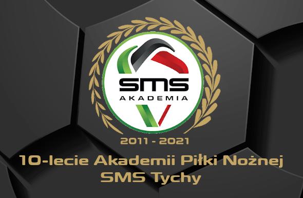 10-leecie Akademii Piłki Nożnej SMS Tychy